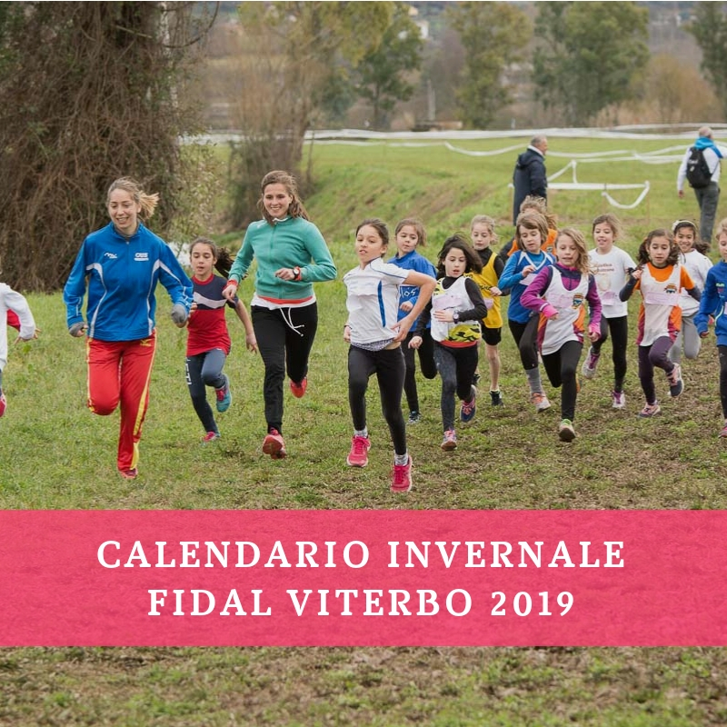 Fidalit Calendario.Fidal It Calendario Calendario 2020