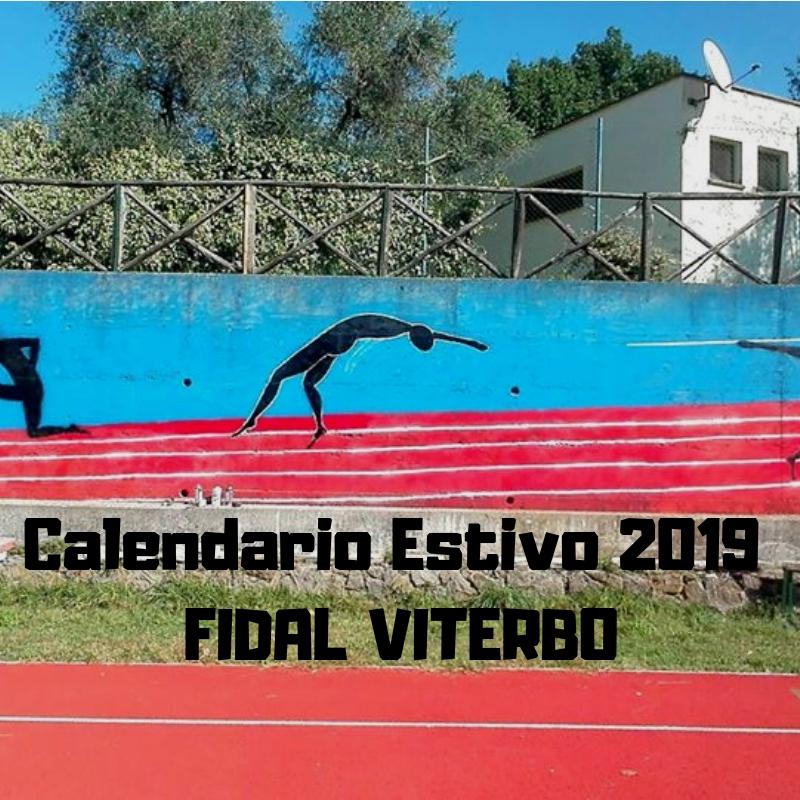 Fidalit Calendario.Fidal Viterbo Il Sito Ufficiale Del Comitato Provinciale